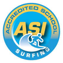 Academy Of Surf School Logo